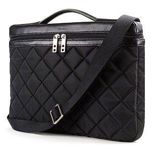 Knomo's quilted slim brief - too girly? You should see it in pink.